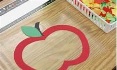 Herbst Malvorlagen Zum Ausschneiden Vorlage Apfel Zum Ausschneiden S 252 223 Apfel Basteln F 252 R Deko
