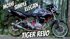 Modifikasi Tiger Jari Jari by Modifikasi Honda Tiger Jari Jari Terbaru Galeri