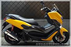 Velg Babylook by Modifikasi Nmax 2020 Simple Touring Modif Jari Jari