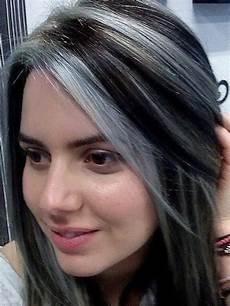 lovely chunky streaks lowlights 5 pinterest dark hairstyles in 2019 brown hair