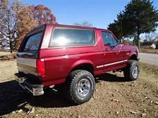 how petrol cars work 1996 ford bronco parking system cars 1996 ford bronco xlt 351 windsor