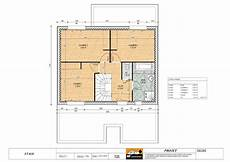 plan maison 120m2 sur mesure mf construction