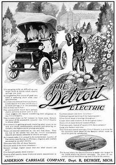 Detroit Electric Company by Classic Ads Car Ads Detroit Electric Car Classic