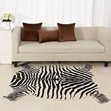 zebra tapete zebra vaca impresso tapete pv veludo imita 231 227 o de couro
