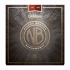 D Addario Nickel Bronze Acoustic Guitar Strings