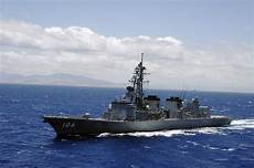 A I Destroyer murasame class destroyer 1994