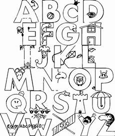 disney alphabet coloring pages at getcolorings free