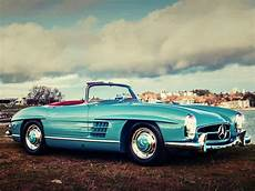 1958 Mercedes 300 Sl Roadster