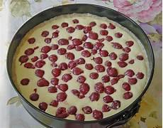 kirschkuchen mit quark quark kirschkuchen mit streuseln rezept mit bild