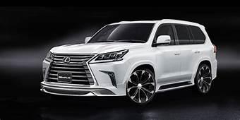 Wald International To Build Body Kit For New LX  Lexus