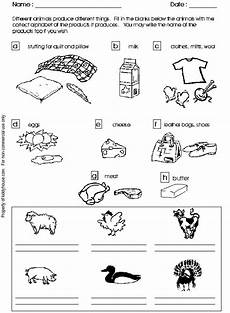 useful animals worksheets 14070 farm animals and their food animals worksheet farm mini book farm animals this reading a z