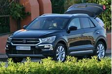 t rock this is our best look yet at the volkswagen t roc suv by