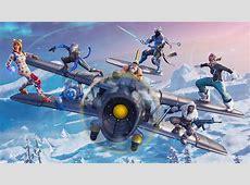 Fortnite Season 7 'Plane Attack' Wallpaper 1920x1080