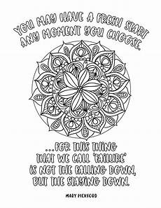 mandala coloring pages sayings 17972 motivation mandalas coloring book inspiration for synchronista