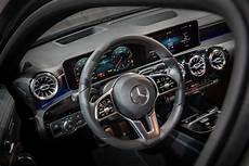 Mercedes A Klasse W177 2018 Erste Fahrt Bilder