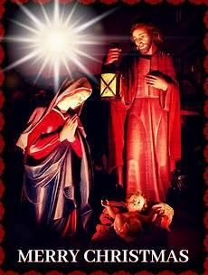 merry christmas religious card photograph by aurelio zucco