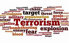 terrorism definition and the types of terrorism rick page