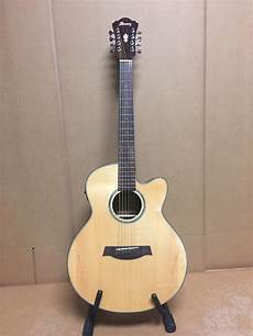 Ibanez Ael108tdnt 8 String Acoustic Electric Guitar