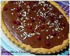 crostata con crema al cioccolato fatto in casa da benedetta crostata al nocciolato fatto in casa yummy fatti crema e cacao