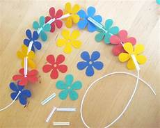 Diy Collier Fleurs Hawa 239 En D 233 Cor Hawa 239 En Fleurs