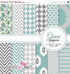 50 off grace turquoise aqua and gray summer by