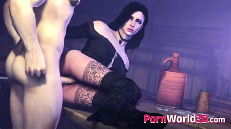 The Witcher 3 Porn Game