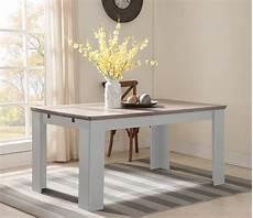 table de salle a manger but table de salle 224 manger extensible style cagne aksel