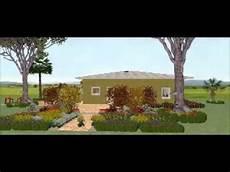 Plan En En 3d Maison De 100m2 Gr Construction