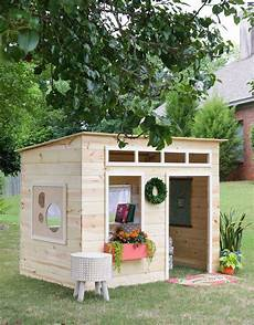 spielhaus holz play houses build a playhouse backyard