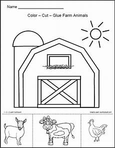 useful animals worksheets 14070 i added a farm animals worksheet to the free downloads at 1 2 3 learn curriculum