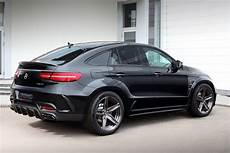 Gle Coupe A topcar s inferno is a mercedes gle coupe on steroids