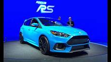 New Ford Focus Rs 2015 Nyias Fast Daily