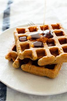 easy gluten free waffles recipe cookie and kate