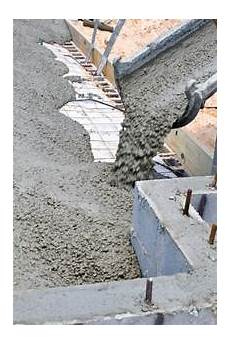 Pouring Concrete Slab Stock Image Image Of Cement