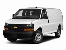 2018 Chevrolet Express Cargo Van RWD 2500 155 Pictures