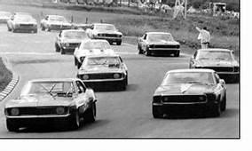 SCCA Trans Am Series Cars The 1967 Chevrolet Camaro Z28