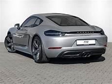 Verkauft Porsche 718 Cayman Caymant Gebraucht 2019 16
