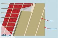 dach dämmen innen anleitung zwischensparrend 228 mmung verlegen anleitung und kosten