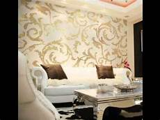 wallpapers for living rooms modern wallpaper design ideas for living room
