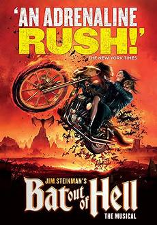 Musical Bat Out Of Hell - mirvish bat out of hell the musical