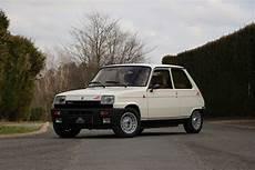 1982 Renault 5 Alpine Turbo Classic Driver Market