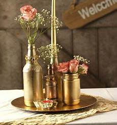 how to make a diy centrepiece in 4 simple steps wedding