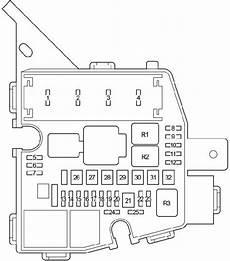 05 12 toyota yaris and vitz fuse diagram