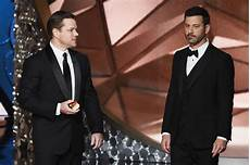 matt damon jimmy kimmel matt damon teases jimmy kimmel roast ahead of the oscars