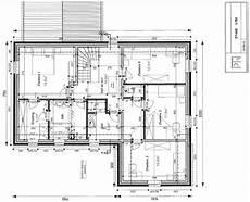 plan maison moderne étage modele plan maison etage gratuit toit plat elk 147 2