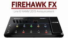 firehawk line 6 line 6 firehawk fx new at 2015 namm show