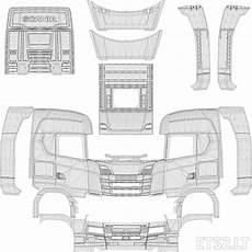 Lol Malvorlagen Mod Scania New Template Ets 2 Mods