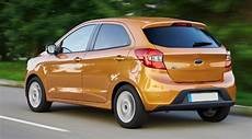 2017 Ford Ka Plus Review Buzz Ie