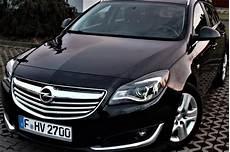 Opel Insignia A 2014 Diesel 140km Kombi Czarny Opinie I
