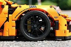 lego technic porsche 42056 motorisierung mit anleitung